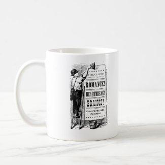 PPZ Regency Era Advert Mug mug