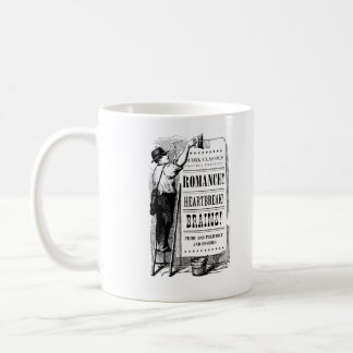PPZ Regency Era Advert Mug