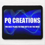 PQ Creations Logo Mousepad