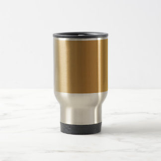 Pr103 GOLDEN GLEAM SHINY BACKGROUNDS TEMPLATES DIG 15 Oz Stainless Steel Travel Mug