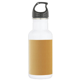 Pr103 GOLDEN GLEAM SHINY BACKGROUNDS TEMPLATES DIG 18oz Water Bottle