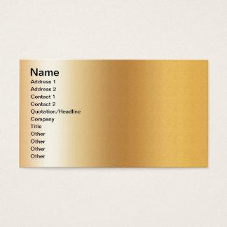 Pr103 GOLDEN GLEAM SHINY BACKGROUNDS TEMPLATES DIG Business Card