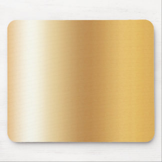 Pr103 GOLDEN GLEAM SHINY BACKGROUNDS TEMPLATES DIG Mouse Pad