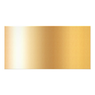 Pr103 GOLDEN GLEAM SHINY BACKGROUNDS TEMPLATES DIG Photo Card