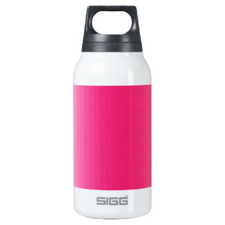 Pr103 PINKS GIRLY GRADIENTS GLEAM SHINY BACKGROUND 10 Oz Insulated SIGG Thermos Water Bottle