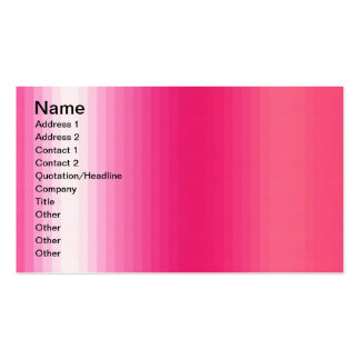 Pr103 PINKS GIRLY GRADIENTS GLEAM SHINY BACKGROUND Double-Sided Standard Business Cards (Pack Of 100)