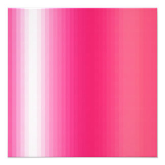 Pr103 PINKS GIRLY GRADIENTS GLEAM SHINY BACKGROUND Photo Print