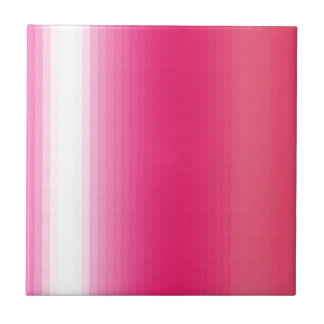 Pr103 PINKS GIRLY GRADIENTS GLEAM SHINY BACKGROUND Small Square Tile