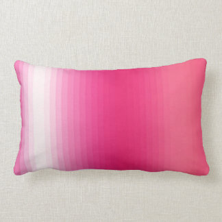 Pr103 PINKS GIRLY GRADIENTS GLEAM SHINY BACKGROUND Throw Pillows