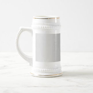 Pr103 SILVER GLEAM SHINY BACKGROUNDS TEMPLATES DIG 18 Oz Beer Stein