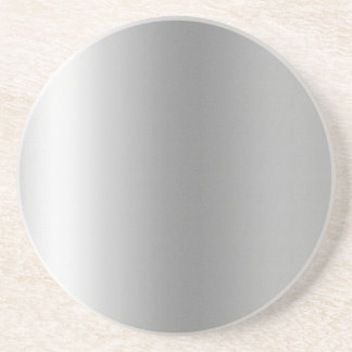 Pr103 SILVER GLEAM SHINY BACKGROUNDS TEMPLATES DIG Beverage Coaster