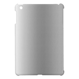 Pr103 SILVER GLEAM SHINY BACKGROUNDS TEMPLATES DIG iPad Mini Cases