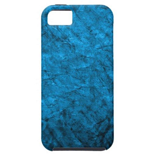 Pr 090 MAGICAL FANTASY BLUE TEXTURES SPACE DIGITAL iPhone 5 Case
