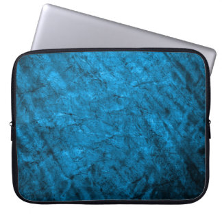 Pr 090 MAGICAL FANTASY BLUE TEXTURES SPACE DIGITAL Laptop Sleeve