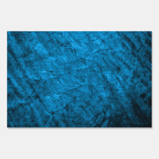 Pr 090 MAGICAL FANTASY BLUE TEXTURES SPACE DIGITAL Signs
