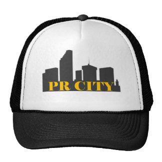 PR CITY.png Trucker Hat