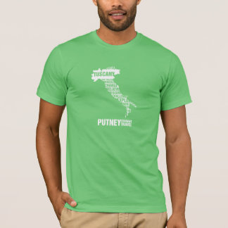 Pr-College Tuscany T-Shirt in Multiple Colors