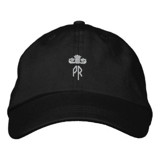 PR EMBROIDERED HAT