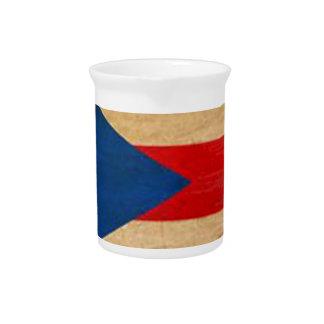 PR Flag copy.png Beverage Pitcher