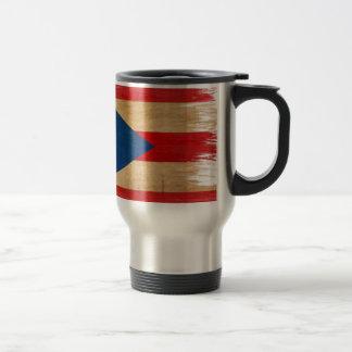 PR Flag copy.png Travel Mug