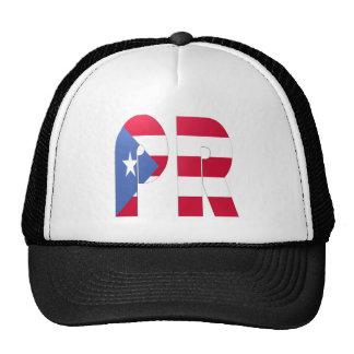 PR (Puerto Rico) Trucker Hat