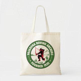 PRA Tote with Logo Budget Tote Bag