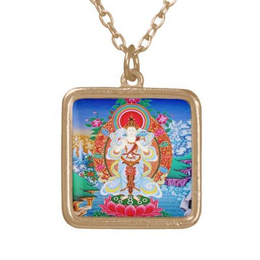 Prabhutaratna Buda Padmakumara oriental fresco Grimpola Personalizada