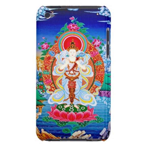Prabhutaratna Buda Padmakumara oriental fresco iPod Case-Mate Protector
