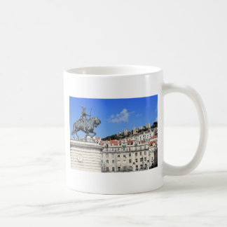 Praca da Figueira, Lisbon, Portugal Coffee Mug