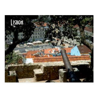 Praça da Figueira Postcard