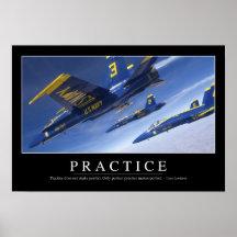 Práctica: Cita inspirada Posters