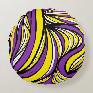 Practical Good Exciting Adorable Round Pillow