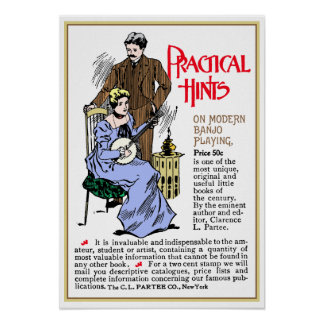 Practical Hints Poster