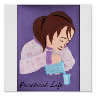 Practical Life Poster