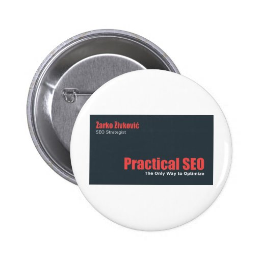 Practical SEO Products 2 Inch Round Button