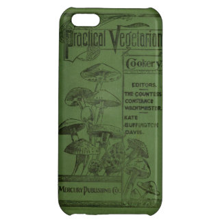 Practical vegetarian cookery (1897) iPhone 5C covers