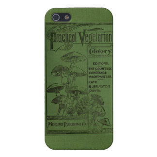 Practical vegetarian cookery (1897) iPhone SE/5/5s cover