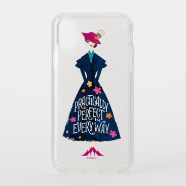 Practically Perfect in Every Way Speck iPhone XS Case