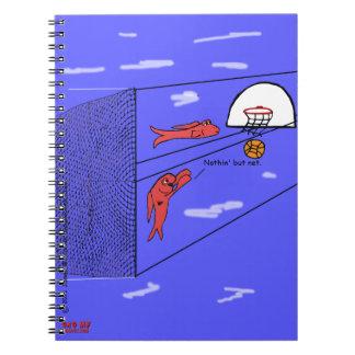 """""""Practicando surf el neto """" Libretas Espirales"""