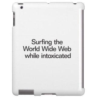 Practicar surf el World Wide Web mientras que está Funda Para iPad