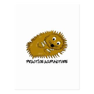 Practice Acupuncture Post Cards