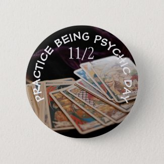 Practice being Psychic Day November 2nd button