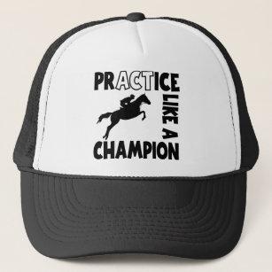 b086f12e PRACTICE LIKE A CHAMPION TRUCKER HAT