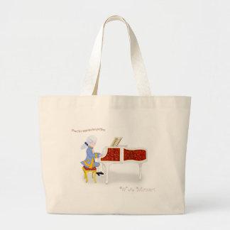 Practice Maintains Perfect Jumbo Tote Bag