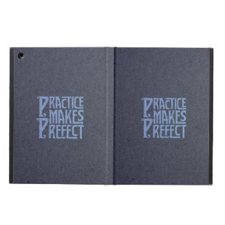 Practice Makes Prefect iPad Air Covers
