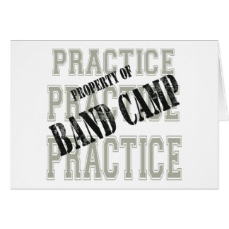Practice Practice Card