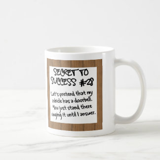 Practice Proper Office Etiquette Coffee Mug