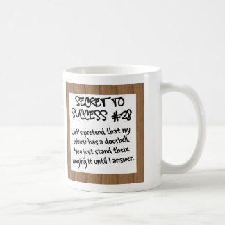 Practice Proper Office Etiquette Mug