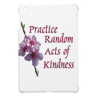 Practice Random Acts of Kindness iPad Mini Cases