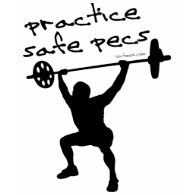 Practice Safe Pecs shirt